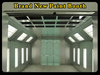 Dental Equipment Used-Paint Booth